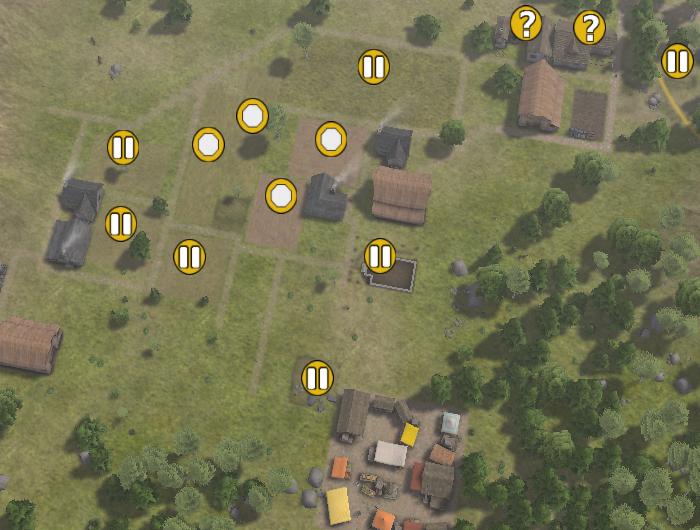 The farming district.